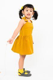Mini Bow Strap Dress Mustard-prd_18143036782200_1568384137.jpg