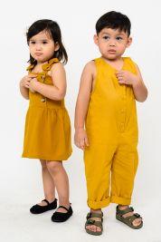 Mini Bow Strap Dress Mustard-prd_18143091958900_1568384138.jpg