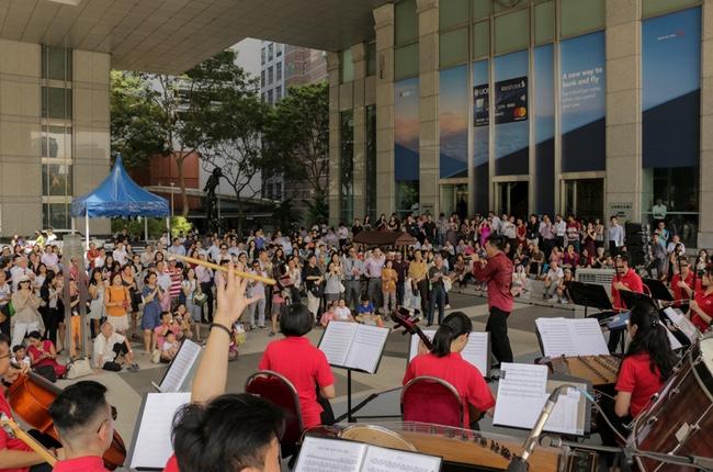 新加坡华乐团午餐音乐会:《第八音乐直播站》