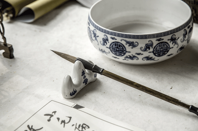"""""""名师学堂""""文化课程:中华书法系列"""