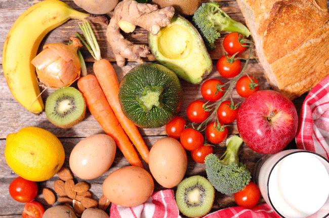 乐龄与饮食营养