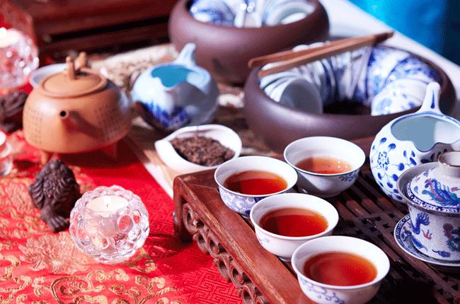 优质生活之茶艺