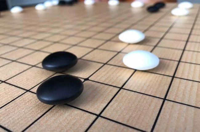 活动:看学玩围棋