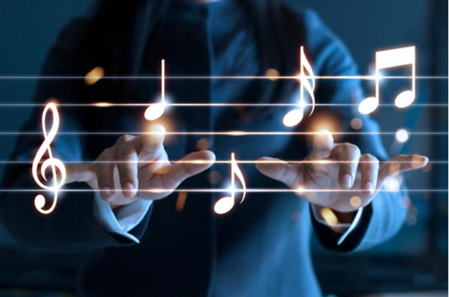 用音乐说故事