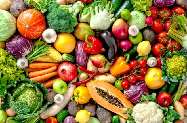黄金年华之健康饮食