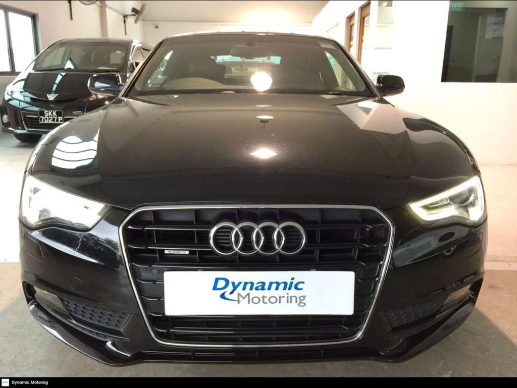 Buy Used AUDI A9 COUPE 9.9 TFSI QU (FACELIFT) Car in ... | audi a5 coupe used cars for sale