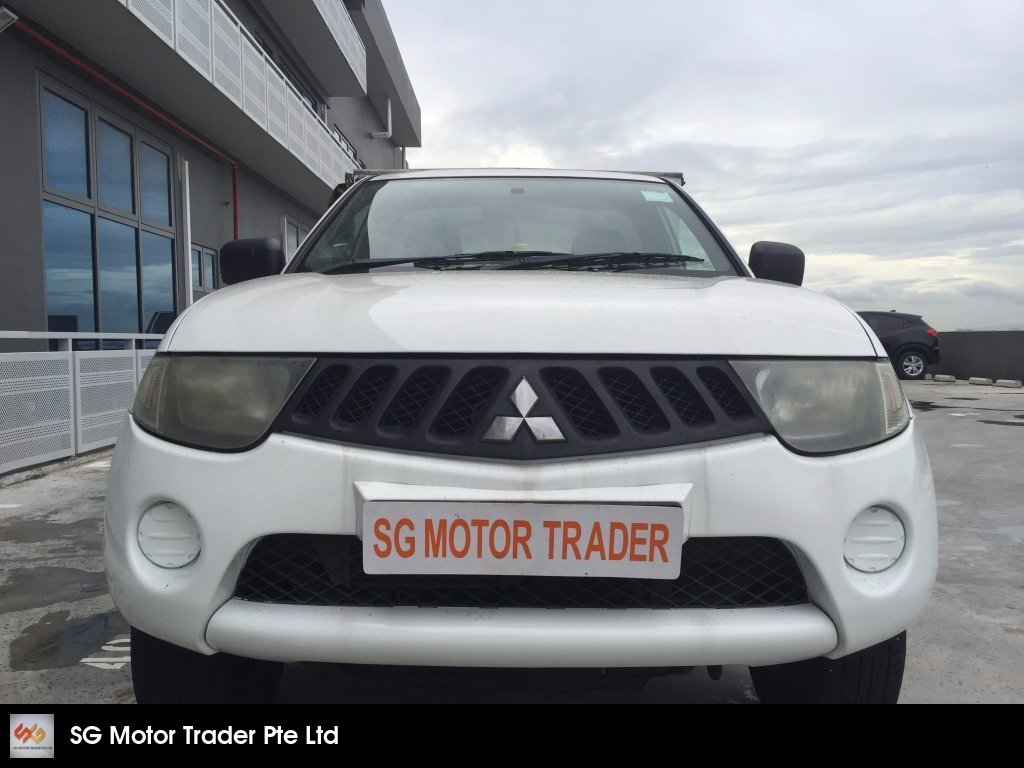 Mitsubishi L200 Turbo Upgrade