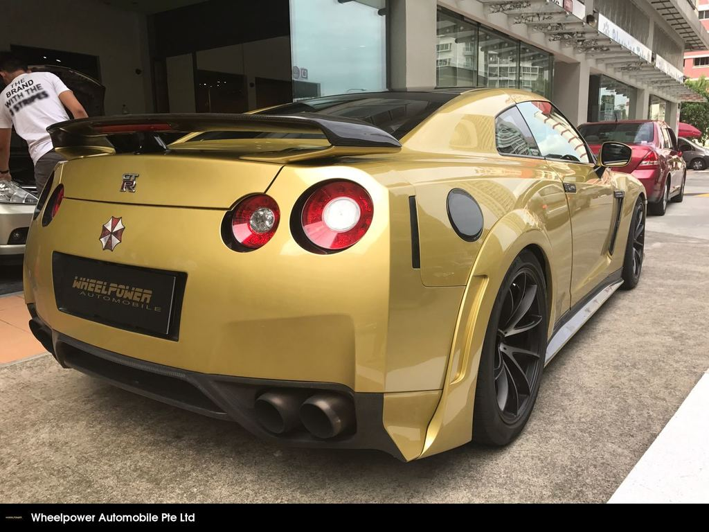 Buy Used Nissan GTR 3.8A Black Edition Car In Singapore@$118,800   Search  Used Cars For Sale In Singapore   Caarly
