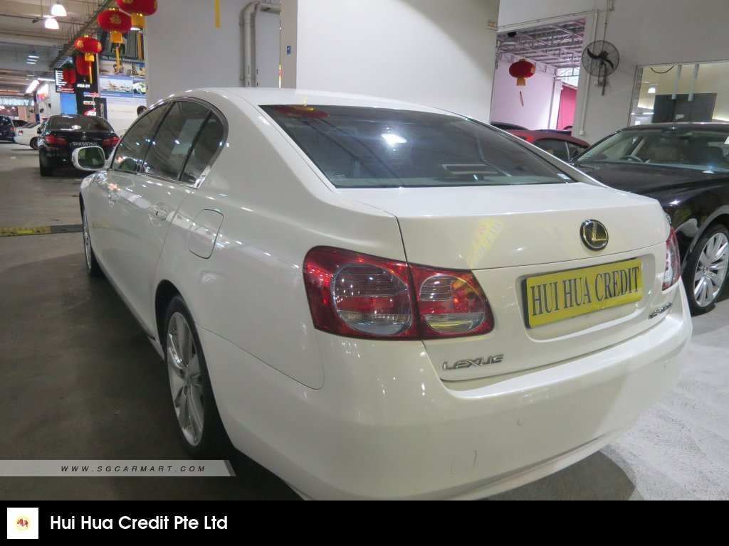 Buy Used Toyota Lexus Gs450h Auto Car In Singapore 60 800 Search
