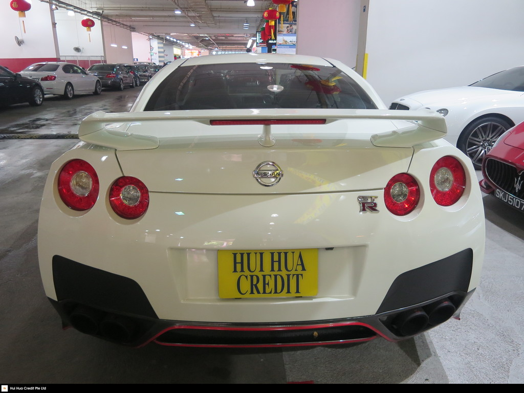 Buy Used NISSAN GT R 3.8 A Car In Singapore@$118,000   Search Used Cars For  Sale In Singapore   Caarly