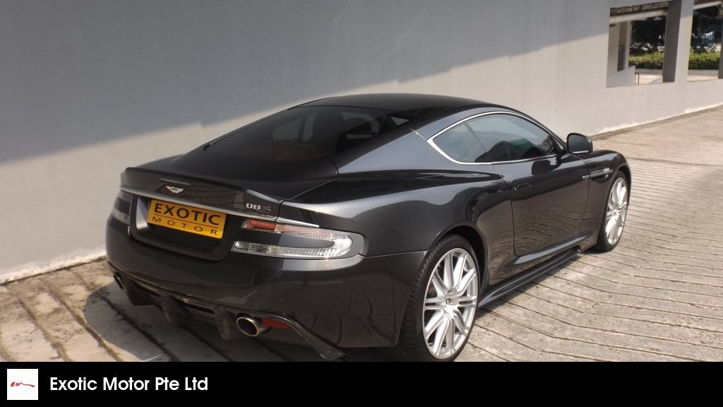 Buy Used ASTON MARTIN DBS COUPE L AUTO ABS DAB HID WD DR Car - Used aston martin for sale
