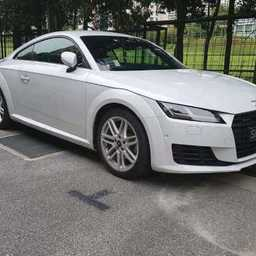 Used Audi TT Coupe 20 TFSI Quattro Car for Sale in Singapore on
