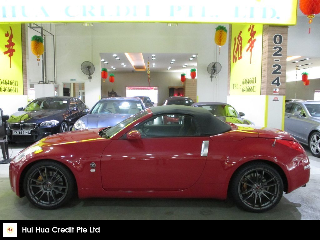 Buy Used NISSAN FAIRLADY Z ROADSTER 3.5 A Car In Singapore@$54,800   Search  Used Cars For Sale In Singapore   Caarly