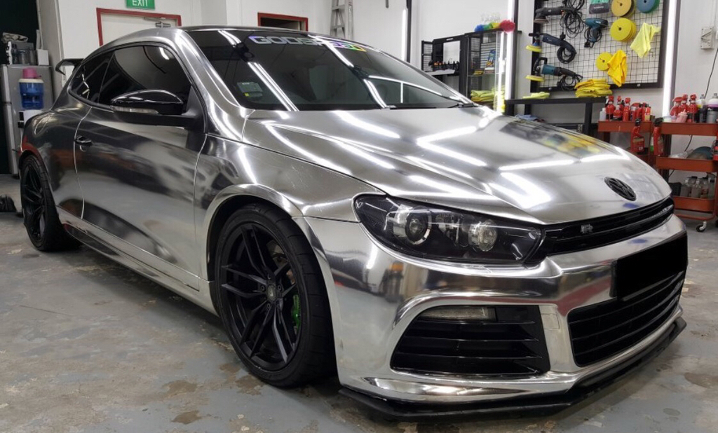buy used volkswagen scirocco r 2 0a car in singapore 73 833 rh caarly com