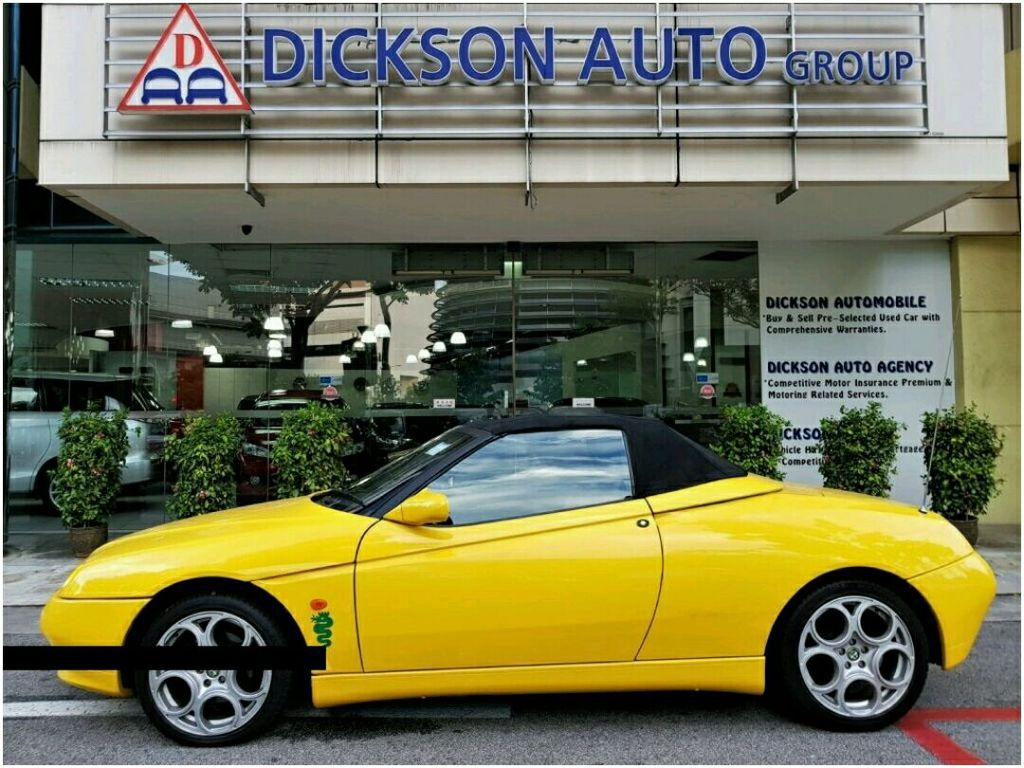Buy Used ALFA ROMEO ALFA SPIDER Car In Singapore Search - Used alfa romeo spider for sale