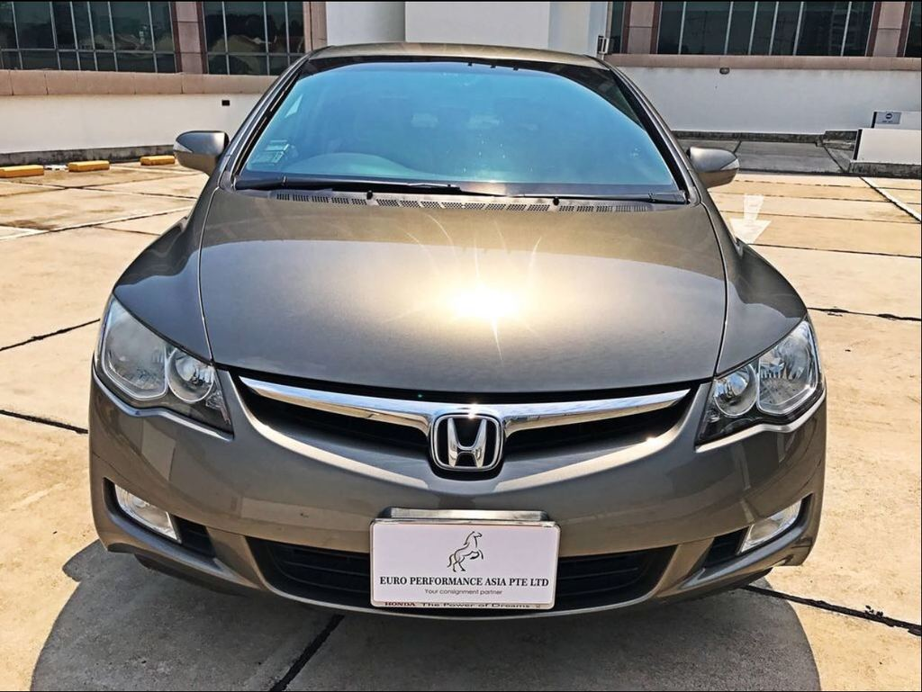 Buy Used Honda Civic 2 0l A Car In Singapore 15 688 Search Used