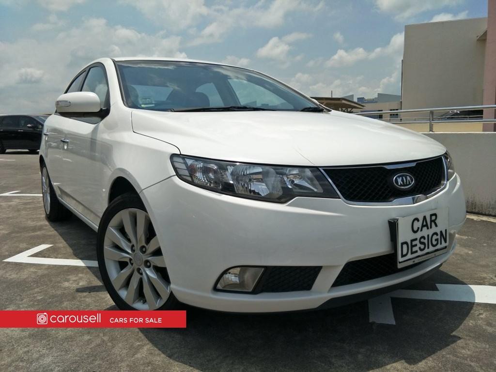 Buy Used Kia Cerato Forte 1 6a Sx Car In Singapore 22 800 Search
