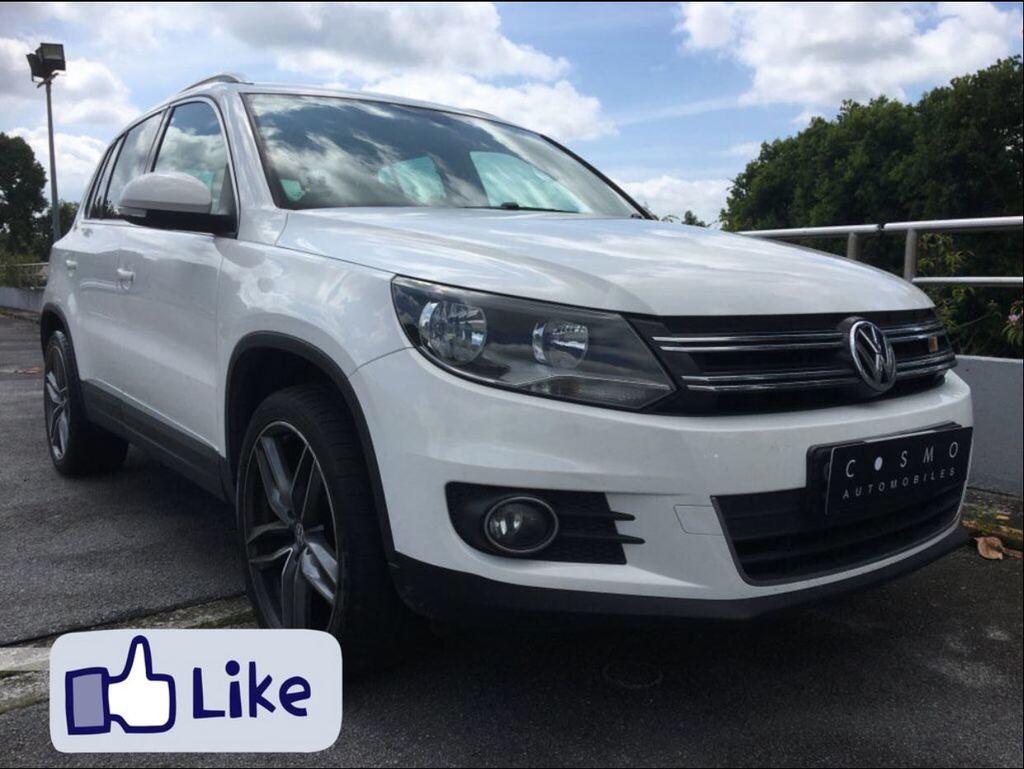buy used volkswagen tiguan 2 0 tsi at 5n22n9 car in singapore rh caarly com