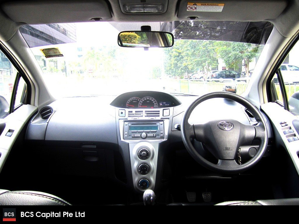 Buy Used Toyota Yaris Manual Car In Singapore 12 000 Search