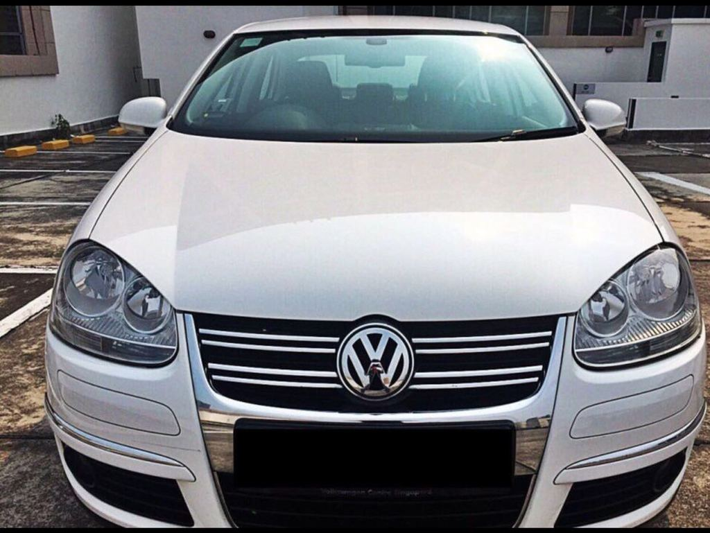 Buy Used Volkswagen Jetta 1 4 Tsi At 1k23q5 Sa Car In Singapore