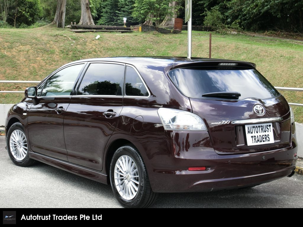 Buy Used TOYOTA MARK X ZIO 2.4 A Car in Singapore@$49,543 - Search ...