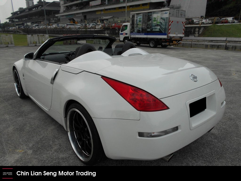 Buy Used NISSAN FAIRLADY Z ROADSTER 3.5 A Car In Singapore@$55,800   Search  Used Cars For Sale In Singapore   Caarly