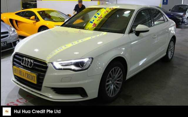Buy Used Audi A3 Sedan 1 4 Tfsi Ambiente Car In Singapore