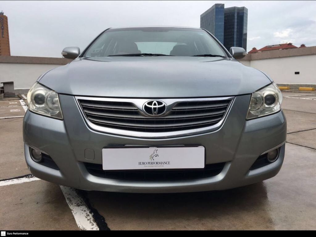 Buy Used Toyota Camry 2 0 Auto Abs Airbag Car In Singapore 19 388