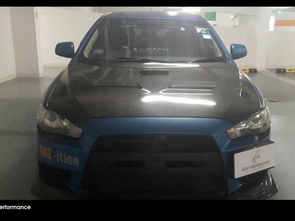 Buy Used Mitsubishi Evo 10 Gsr 2 0 M Car In Singapore 41 800