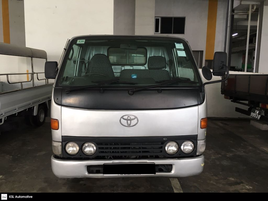 Buy Used TOYOTA DYNA 150 D Car in Singapore@$85 - Search Used Cars