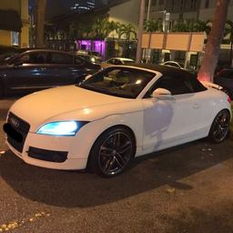 Used Audi Ttr 3 2 Quattro S Tronic Car For Sale In Singapore On