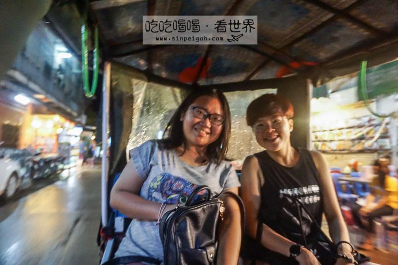 柬埔寨tuk tuk
