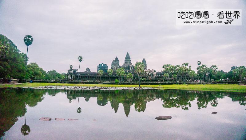 吳哥窟Angkor Wat