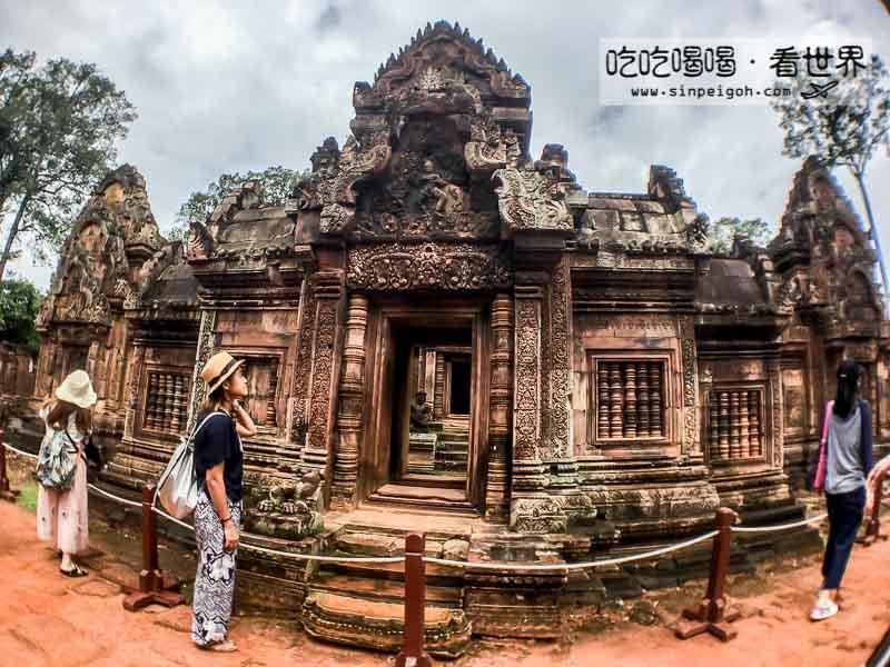 女皇宮 Banteay Srei