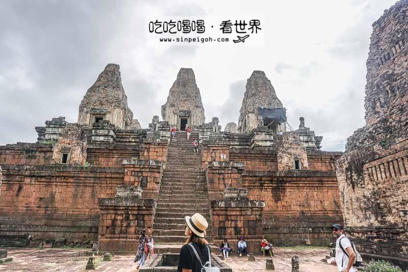 柬埔寨变身塔