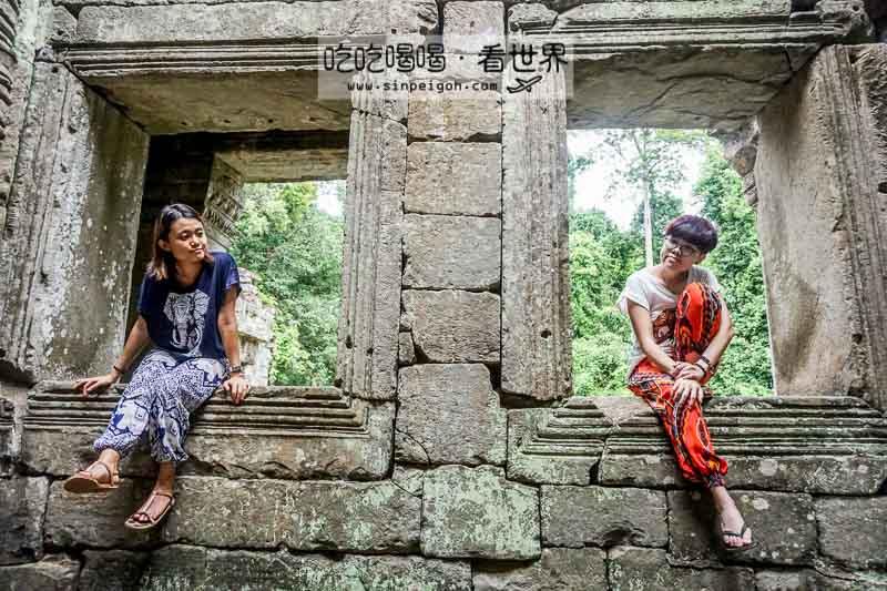 柬埔寨自由行