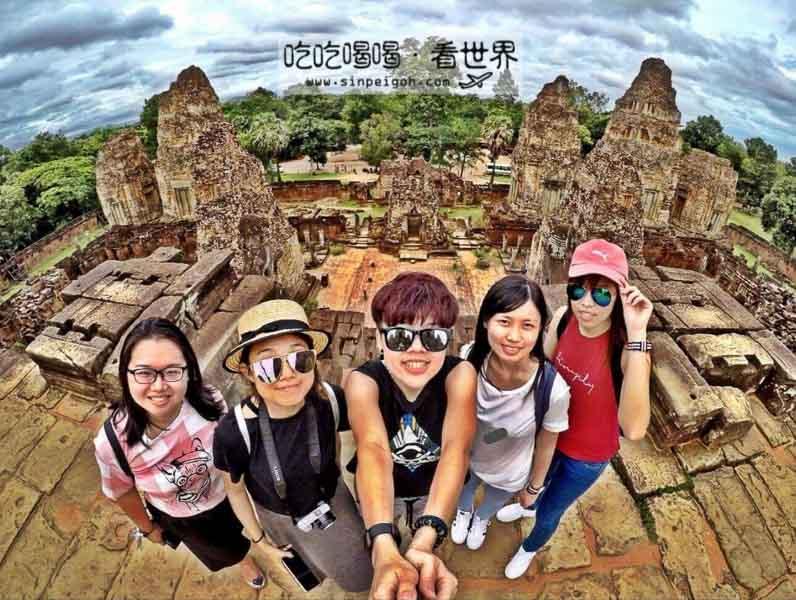陪我一起去旅行柬埔寨之旅
