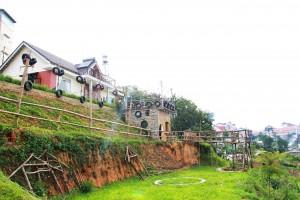 Villa Hobbit Đà Lạt
