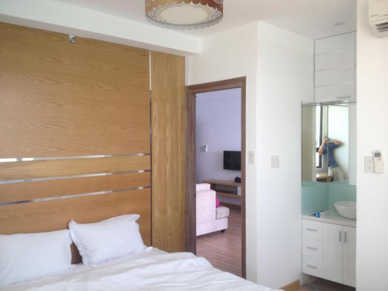 Cozy top-floor Seafront Apartment