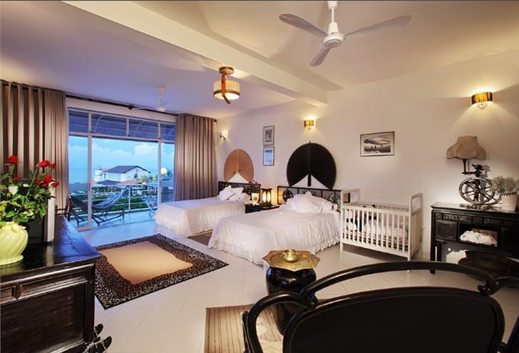 An Hoa Residence Triplex Villa