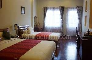 Quad Room - Biệt Thự Hoa Hồng
