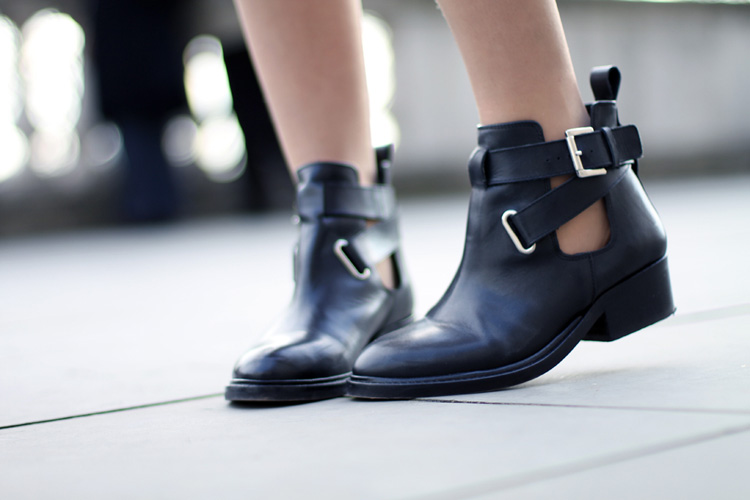 Giày Ankle Boots