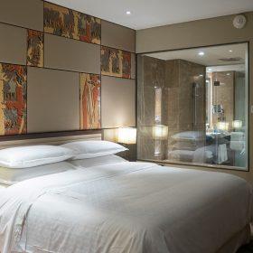 good view in Sheraton Grand Bengaluru Whitefield Hotel & Convention Center