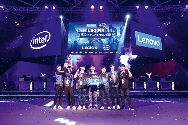 韓國隊伍Awe Star贏得Lenovo和Intel合辦的Legion of Champions III 2019的冠軍榮譽。