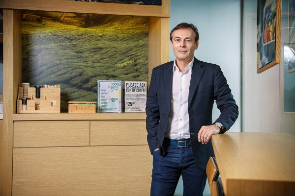 12Noon 創辦人 | Pascal de Sarthe