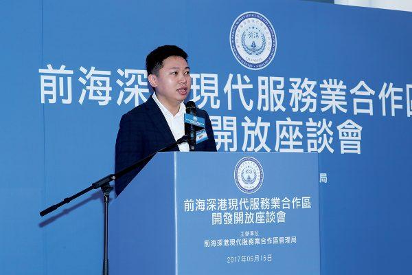 陳升是前海夢工場成功創業者之一。