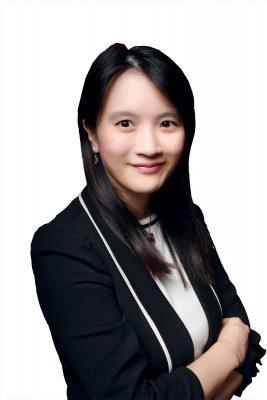 黃麗芳「前海國際聯絡服務總經理 | 互聯網專業協會副會長」