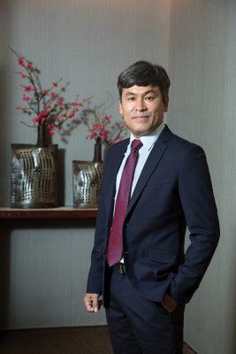 湯姆萊茵(TAMRAIN)公司代表高德勳