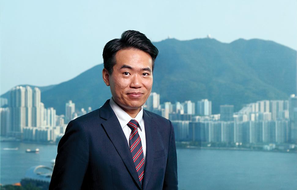 漢能稅務合夥人   鄺發炫。