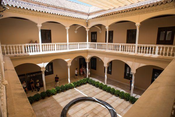 馬拉加的Picasso Malaga,為畢加索昔日之住宅,現在變成博物館。